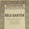 Bartok string quartet No. 2 original music cover
