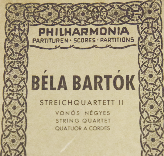 Podcast: Bartók's Second String Quartet discussed by Levon Chilingirian