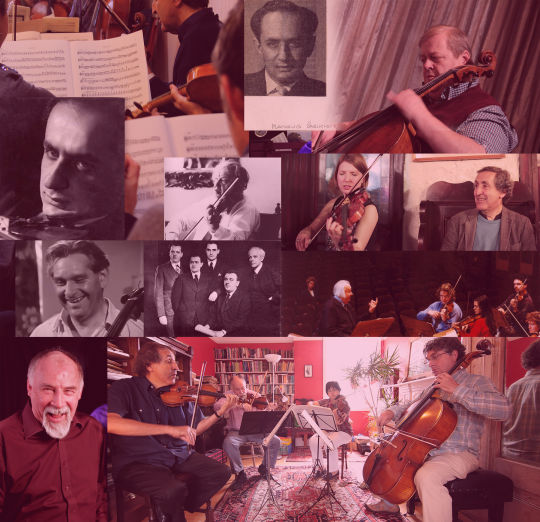 Discover videos, podcasts, interviews on music performance & ideas
