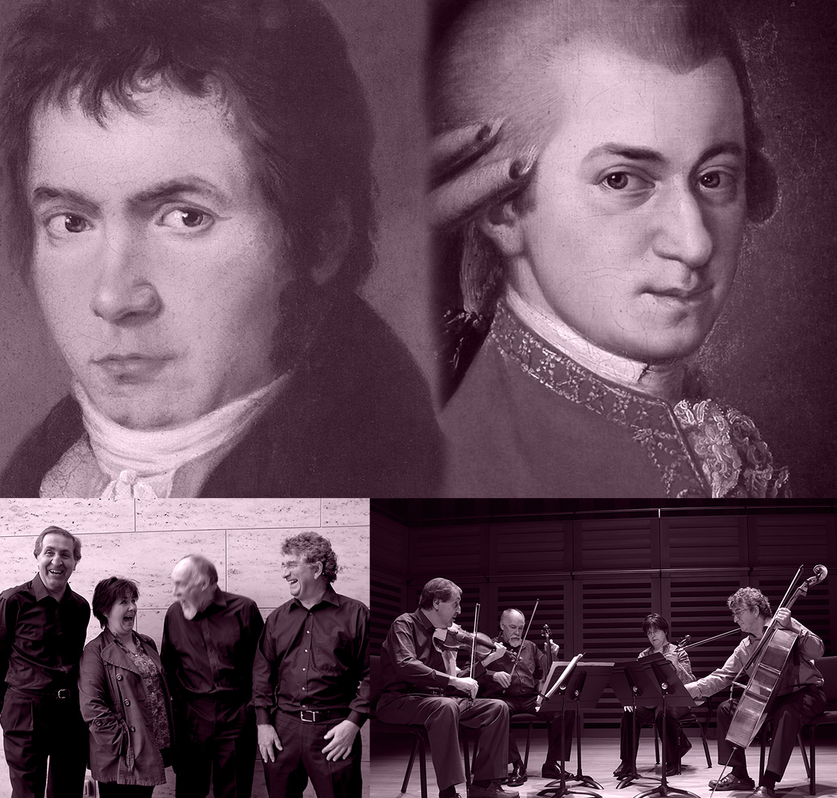 Music Appreciation Saturday 18th June 2016 – Mozart & Beethoven masterpieces explored
