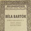 Bartok string quartet No. 2 original music cover